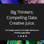 Get creative with Google Think Insights